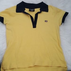 Polo jeans RL size M yellow top,new